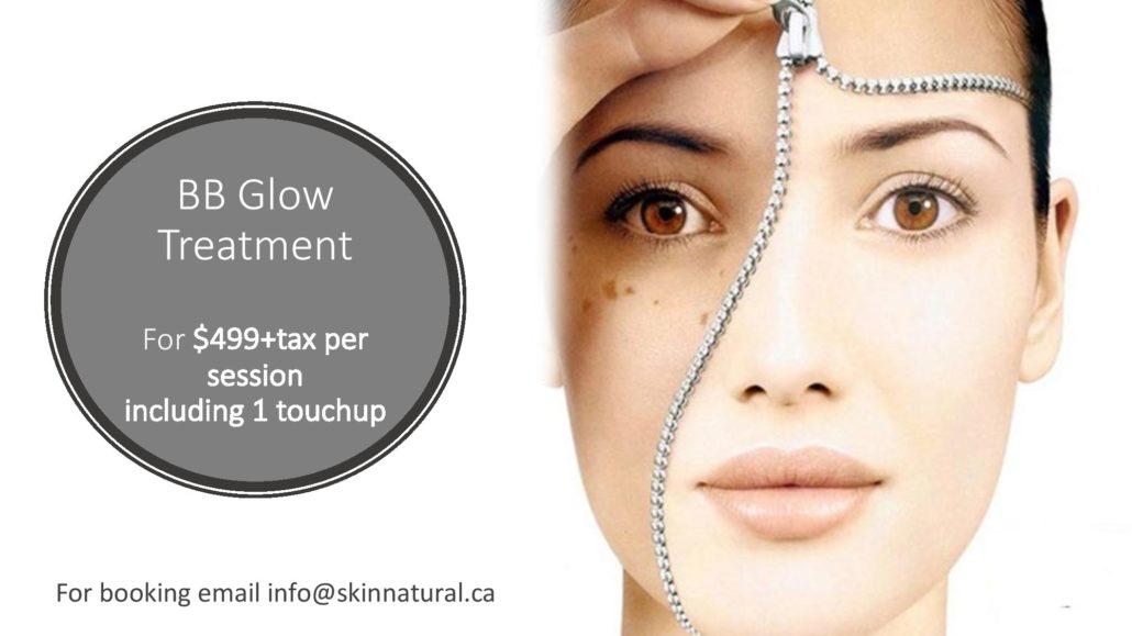 BB Glow Treatment